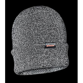 Portwest Reflective - Insulatex Lined Knitted Beanie