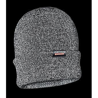 sUw Mens sUw heijastava - Insulatex vuorattu neulottu beanie