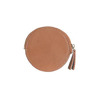Jewelcity Womens / Ladies Circular Coin Purse Jewelcity Womens / Ladies Circular Coin Purse
