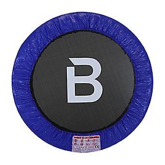Charles Bentley 40&; Mini Trampolina do ćwiczeń z uchwytem blue