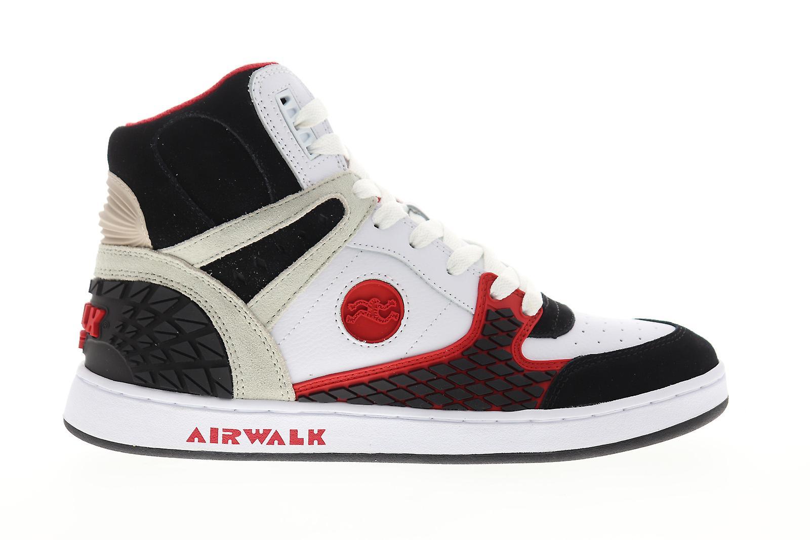 Airwalk prototype 600 menns hvit høy topp atletisk Surf skate sko