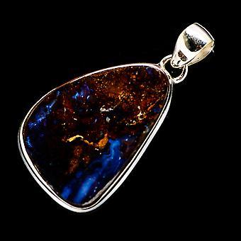 Boulder Opal Pendant 1 3/4