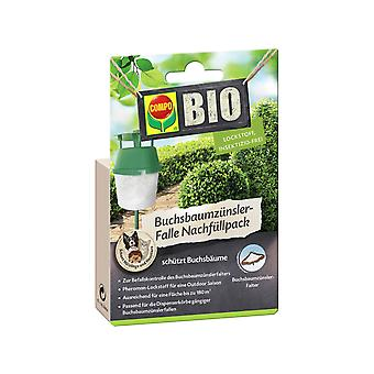 COMPO BIO Boxwood Trap Refill Pack, 3 Pheromone Dispensers