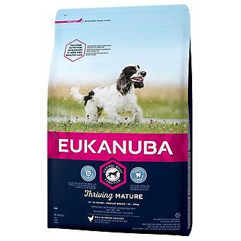 Eukanuba Mature & Senior Medium Breed (Dogs , Dog Food , Dry Food)