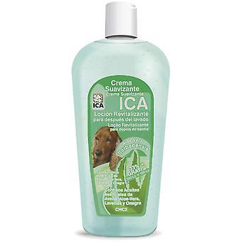 ICA rauhoittava voide 400Cc Aloevera (koirien trimmaus & hyvinvointia, shampoot)