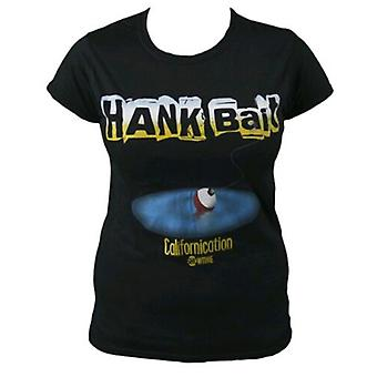 Californication Hank Bait Female T-Shirt