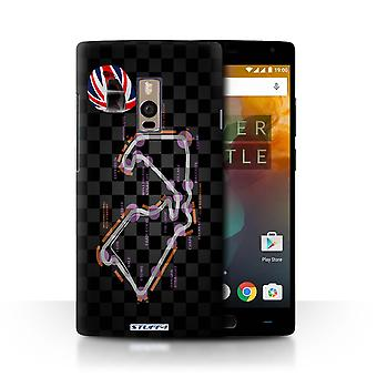 STUFF4 Case/Cover for OnePlus 2/Two/Britain/Silverstone/2014 F1 Track