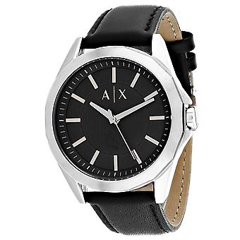 Armani Exchange Men's Classic Black Watch - AX2621