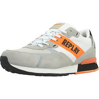 Replay Sport / Bowland Color Offwhtor Sneakers