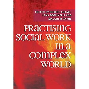 Procvičovat sociální práci ve složitém světě
