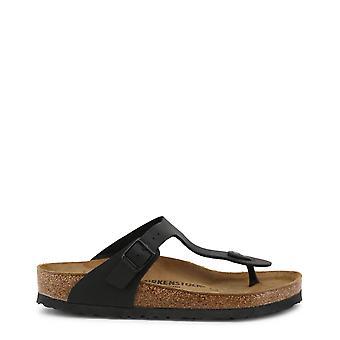 Birkenstock Original Unisex Spring/Summer Flip Flops - Black Color 34920
