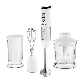Hand-held blender ufesa bp4562 800w blanco