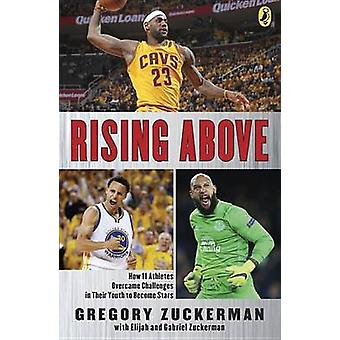Rising Above by Elijah Zuckerman - 9780147515681 Book