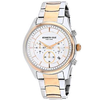 Kenneth Cole Men's Classic Silver Dial Watch - KC50946003