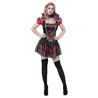 Spider Vampire kostuum voor vrouw