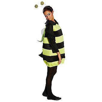 Costume abeille femmes costume animal Carnaval