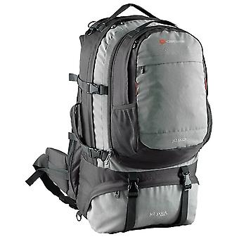 Caribee Jet Pack 65L Travel Pack - Storm Grey