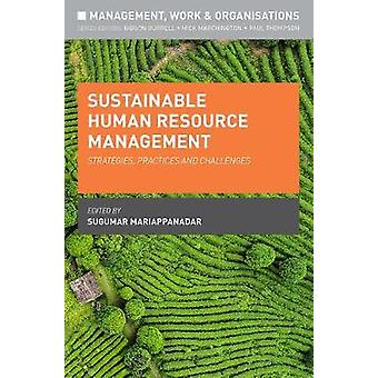 Sustainable Human Resource Management - Strategies - Practices and Cha