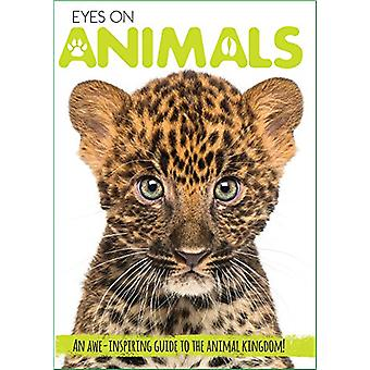 Eyes On Animals by Courtney Acampora - 9781684123124 Book