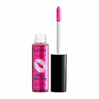 NYX PROF. MAKEUP Thisiseverything Lip Oil-Sheer Berry