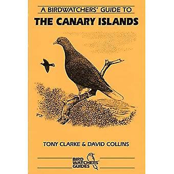 Prion Birdwatchers guide till Kanarie öarna (Prion Birdwatchers guide serie)