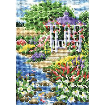 Andriana Cross Stitch kit - Seasons Summer