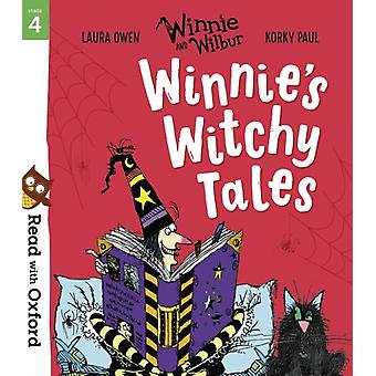 Read with Oxford Stage 4 Winnie and Wilbur Winnies Witch by Owen