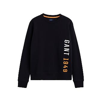 Gant Boys' Teen Color Crew Sweatshirt