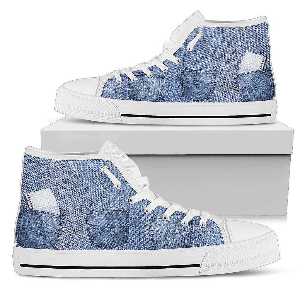 High Top Shoes | In My Pocket LNeEdt
