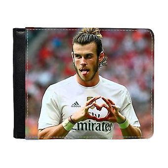 Gareth Bale Plånbok Med Myntfack