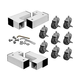 GLI 99-30-4390003 Mobile Caster Kit - 8 Casters Optional