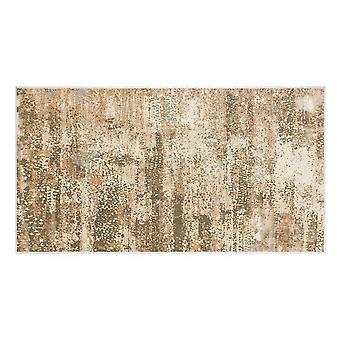 Bunte Polyamde Micro gedruckt Teppich, L120xP180 cm