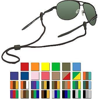 משקפי שמש להחליק התאמה מתכווננת חבל ניילון משקפיים משכר