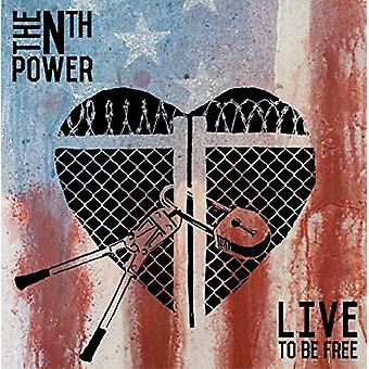The Nth Power - Live to Be Free [CD] USA import