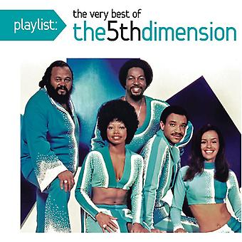 Fifth Dimension - Playlist: The Very Best of the Fifth Dimension [CD] USA import