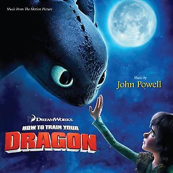 Varios artistas - cómo to Train Your Dragon [Music From the Motion Picture] [CD] USA importar