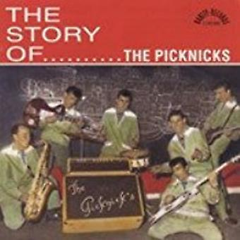 Picknicks - Story of (Best of) [CD] USA import