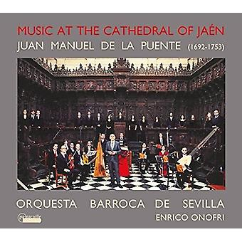Music At The Cathedral Of Jaen [CD] USA import