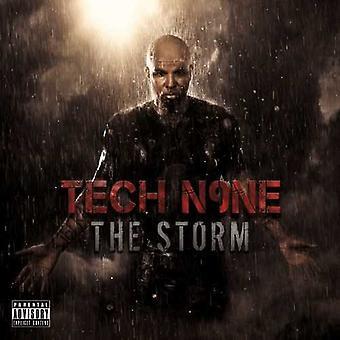 Tech N9NE - The Storm [CD] USA import