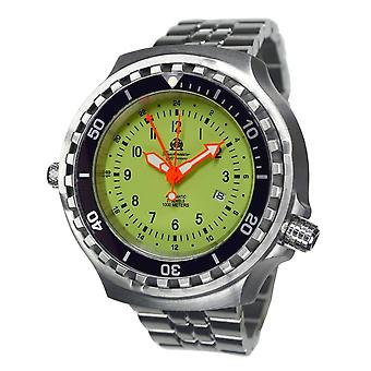 Tauchmeister T0313M automatic diving watch 52mm