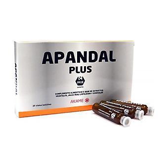 Apandal Plus 20 vials