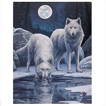 Lisa Parker Winter Warrior Canvas