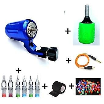 High Quality Adjustable Stroke Direct Drive Rotary Tattoo Machine With Free Rca Cord For Tattoo Supply