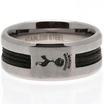 Tottenham Hotspur FC svart inlaga Ring