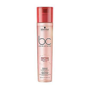 Schwarzkopf Bonacure Peptid Reparatur Rettung micellar Shampoo 250ml