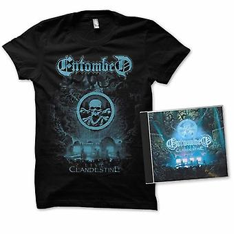 Clandestine - Live (Med) [CD] USA import