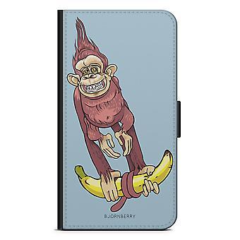 Bjornberry Wallet Case LG G5 - Monkey
