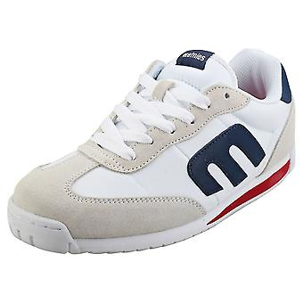 Etnies Lo-cut Cb Womens Casual Trainers in White Navy