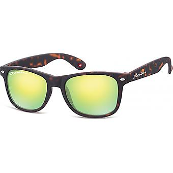 Sunglasses Unisex by SGB brown/green (turtle) (MS1-XL)