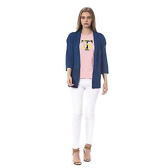 Trussardi Jeans U Indigo Sweater TR856276-XS
